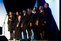 Swiss Gospel Voices - Backingvocals for Calvin Bridges