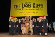 Swiss Gospel Voices - Lion King