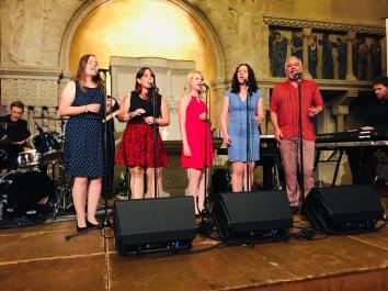 Swiss Gospel Voices - Pauluskirche Basel