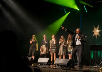 Swiss Gospel Voices - feat Malcolm Green